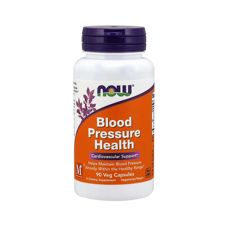NOW Blood Pressure Health 90 VCAPS