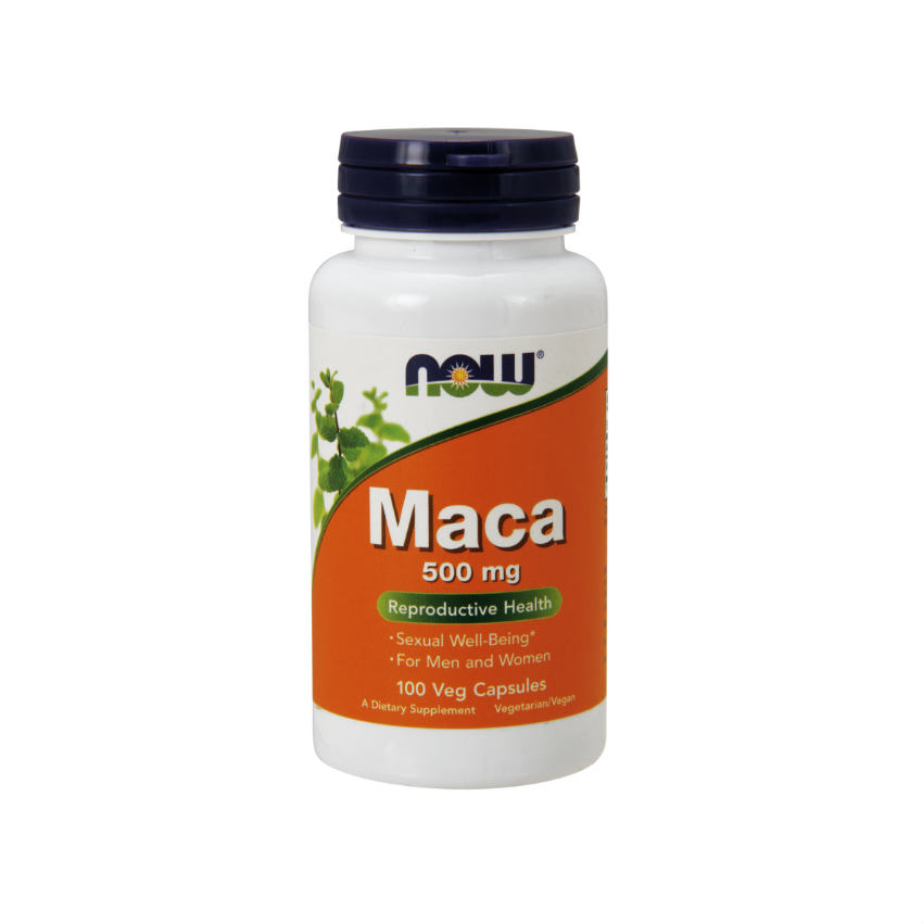 NOW Maca 500 mg 100 VCAPS